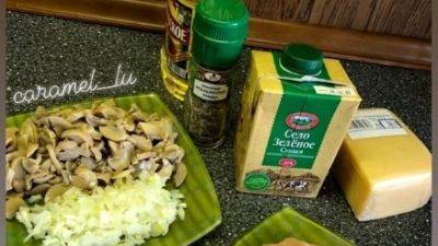Вкуснейший рецепт жульена