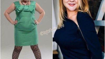 Актриса Валентина Мазунина смогла похудеть на 15 кг!