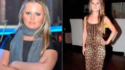 Дана Борисова - с помощью правильного питания и йоги ей удалось похудеть на 30 кг.