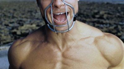 35-летний Брэд Питт в необычной фотосессии