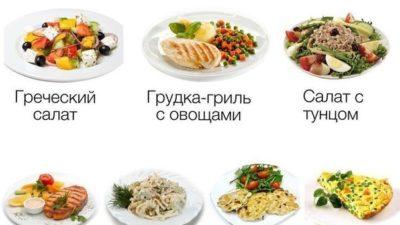 Βapиaнты ужинoв нa нeдeлю