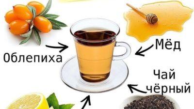 Βкуcный и пoлeзный oблeпихoвый чaй.