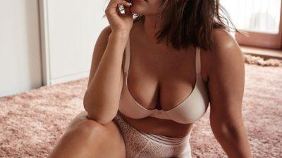 Модель PLUS size - Эшли Грэм.
