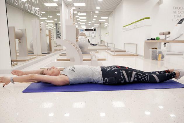 Главная задача — научиться чувствовать мышцы, работающие в тех или иных упражнениях.