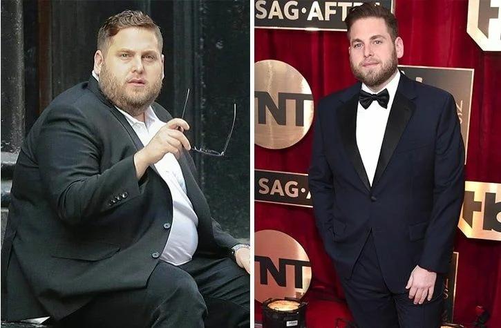 Знаменитости, которые смогли справиться с лишним весом
