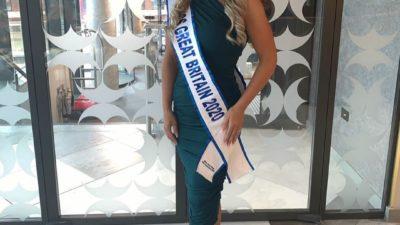 Британка весила 107 килограммов, но сумела измениться — и так преуспела, что стала Мисс Великобритания 2020!