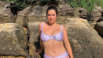 Новая модель Victoria's Secret Али Тейт Катлер