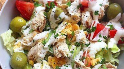 Подборка вкуснейших салатиков