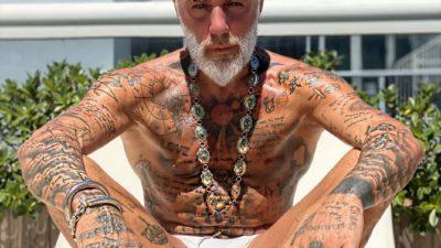 Итальянский миллионер Джанлука Вакки выглядит просто потрясающе в 53 года