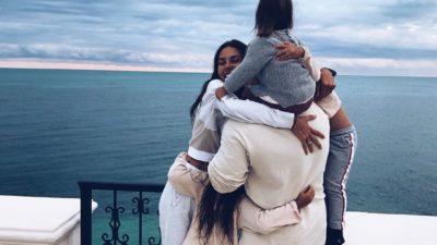 Вот и разрушился образ идеальной семьи — Джиган и Оксана Самойлова разводятся