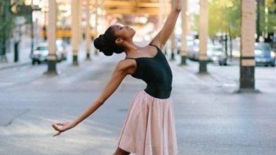 Нардия Буду — американская балерина, которая поражает совей красотой пластики