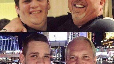 Достойное преображение отца и сына