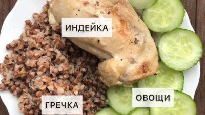 Правильное питание такое вкусное и разнообразное