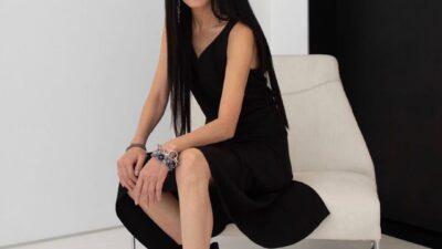 Вера Вонг и её стройная фигура в 70 лет, это вообще законно?