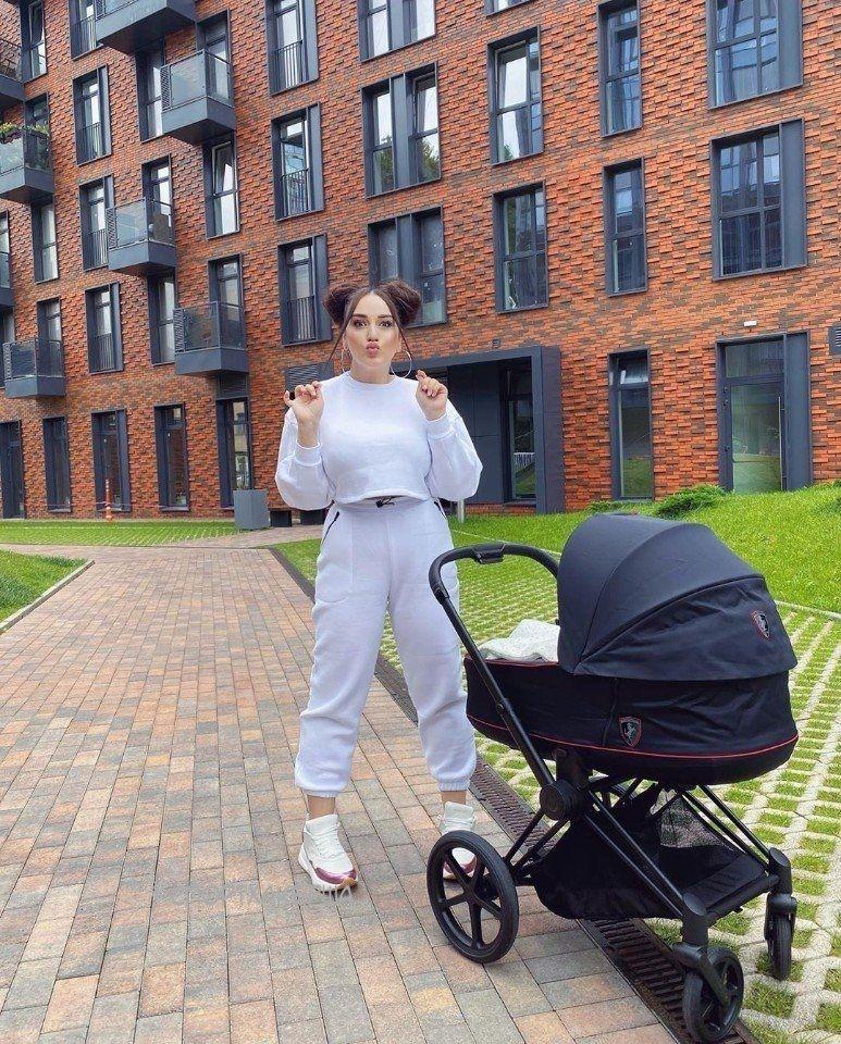 Гоар Аветисян похудела на 19 кг после родов за 2 недели