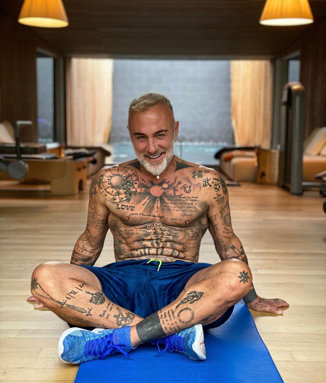 Итальянский миллионер Джанлука Вакки выглядит просто потрясающе в свои 52 года