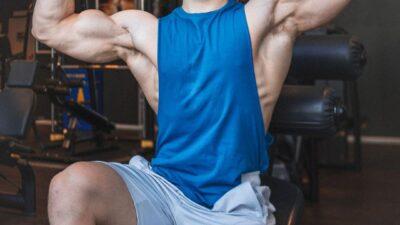 Оливер Форсин — 18-летний парень сделал форму за 3 года и стал фитнес-звездой