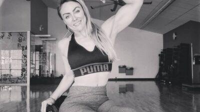 Тифани Адамс — тренер по фитнесу в инвалидном кресле, которая занимается любимым делом несмотря ни на что