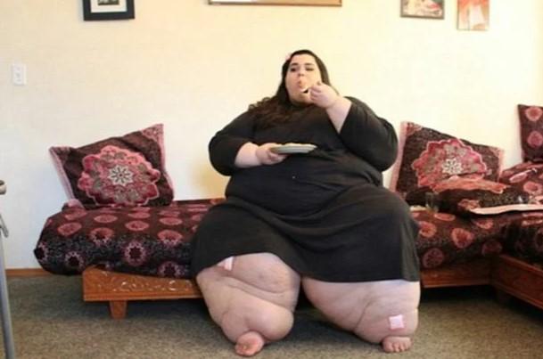 Удивительное преображение 300 килограммовой толстушки в настоящую красавицу