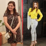 Звезда сериала «Деффчонки» Анастасия Денисова невероятно похудела и выглядит красавицей