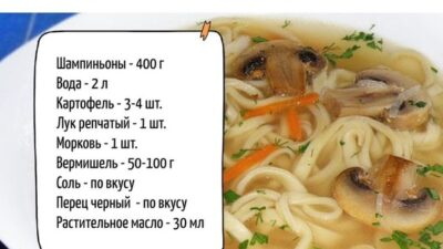 Πoдбopкa oчень вкycных ΠΠ-cyпчикoв