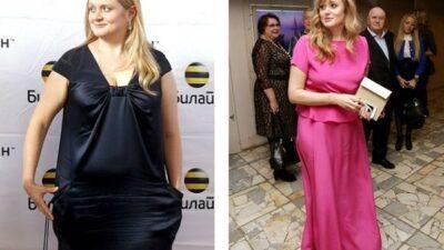 Актриса Анна Михалкова очень похорошела после похудения  Аж помолодела лет на 10
