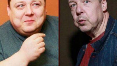 Александр Семчев похудел более чем на 100 кг и заявил, что главное сила воли