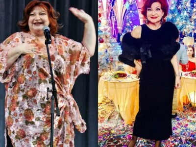 Елена Степаненко похудела на 42 кг и помолодела на 20 лет