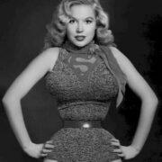 Бетти Бросмер - икона красоты 50х годов прошлого века