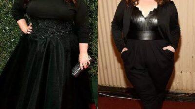 46-летняя Мелисса Маккарти похудела на 34 кг и теперь выглядит просто великолепно