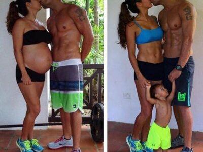 Спортивная семейка