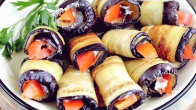 Топ блюд из баклажан
