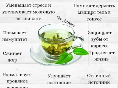 А вы любите зелёный чай?