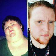 В свои 25 парень весил 360 кг, но смог взять себя в руке и похудел на целых 263 кг