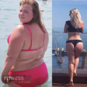 Похудела на 70 кило и стала звездой Интернета