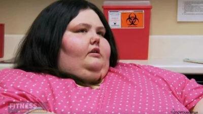 """""""22 года сидела дома""""- Девушка похудела с 320 кг до 80 кг и стала красивой"""