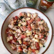 Обалденный баварский салат