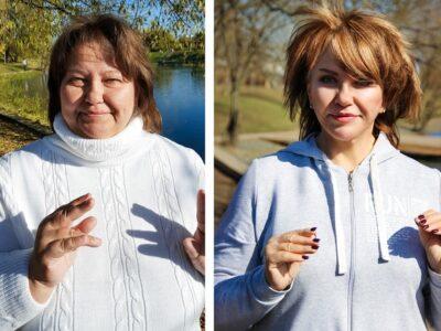 Авария и паралич не сломили ее: девушка выздоровела и похудела на 87 кг