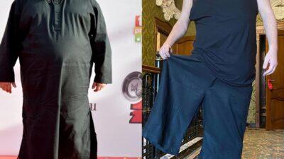 Добились своего: знаменитости, которые смогли похудеть более чем на 50 килограммов