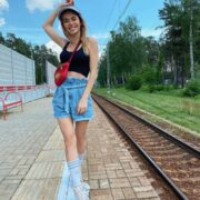 33-летняя красавица Анна Хилькевич