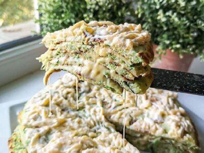 Кабачковый сырный кайф