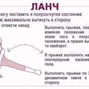 Подборка упражнений для красивых ножек и упругих ягодиц!