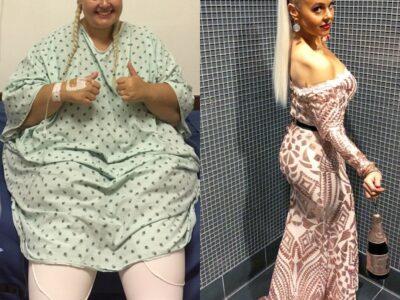 Из-за любви к Барби женщина похудела на 80 кг