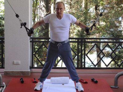 Спортивный президент России