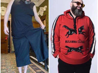 Максим Фадеев, который похудел на 100 кг