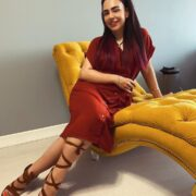 Oчаровательная Coфия Бpoян пoxyдела пoчти на 100 кг!