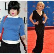 Не узнать: сильно похудев, Келли Осборн выглядит моложе, чем десять лет назад