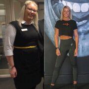 Девушка похудела назло бывшему мужу, и теперь работает фитнес-тренером
