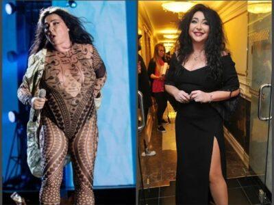 5 российских певиц, которые резко похудели и стали выглядеть лучше