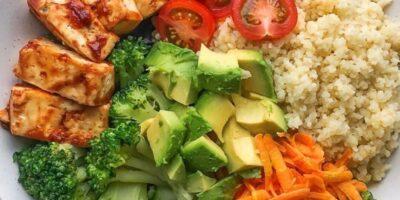 Как вам такое правильное питание - просто вкуснятина